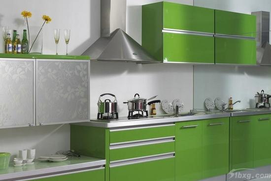 整体厨房不锈钢台面7