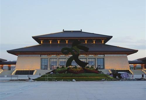 首届丝绸之路(敦煌)国际文化博览会,将于9月20日在敦煌举行.