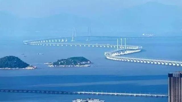港珠澳大桥,你好!中国雷竞技官网,自豪!