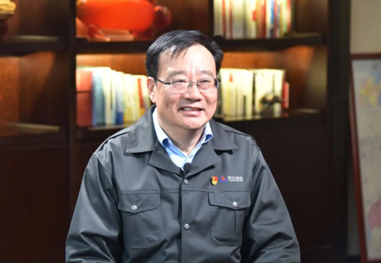 泰山钢铁集团董事长、党委书记、总裁王永胜接受媒体采访